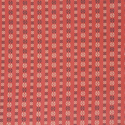 PWAB149 CORAL Bright Heart by Amy Butler for Free Spirit Fabics 100% cotton 44 wide