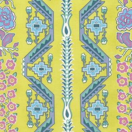 PWAB166.MOONG Native Folk by Amy Butler for Free Spirit 100% cotton 44 wide