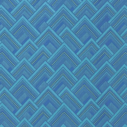 PWAB170.AQUAM Mighty Corners by Amy Butler for Free Spirit 100% cotton 44 wide