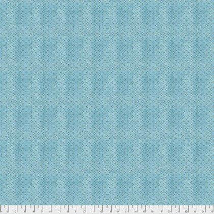 PWLH007 The Dress-Twinkle-Aqua by Laura Heine for Free Spirit Fabrics 100% cotton 44 wide