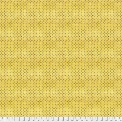 PWLH007 The Dress-Twinkle-Yellow by Laura Heine for Free Spirit Fabrics 100% cotton 44 wide