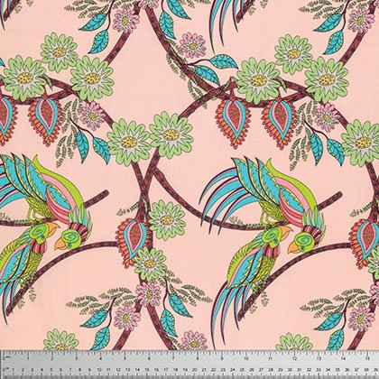 PWMO006.8 Flock Together by Kathy Doughty for Free Spirit 100% cotton 44 wide