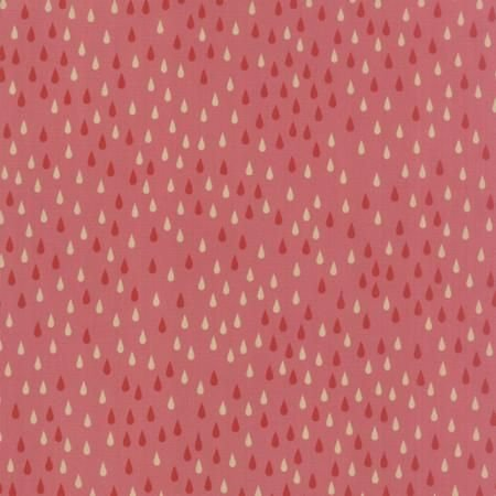 33066 21 Flying Colors Strawberry by Moda Fabrics 100% cotton 42