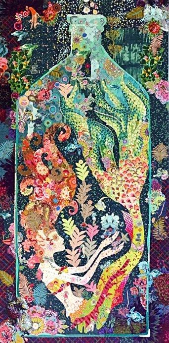 Sirene Collage (Mermaid)