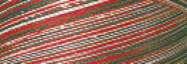 SM002 Holiday Variegated Signature 40wt Cotton Thread 700yd Mini