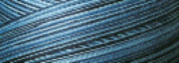 SM005 Demin Variegated Signature 40wt Cotton Thread 700yd Mini K