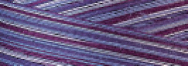SM012 Purple Haze Variegated Signature 40wt Cotton Thread 700yd