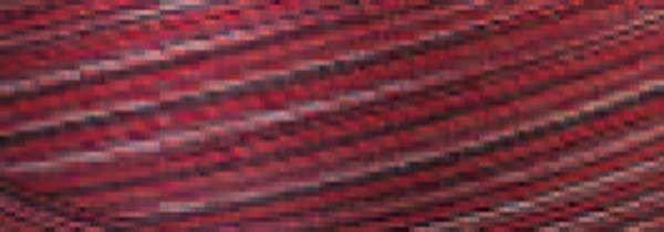 SM015 Rose Petals Variegated Signature 40wt Cotton Thread 700yd