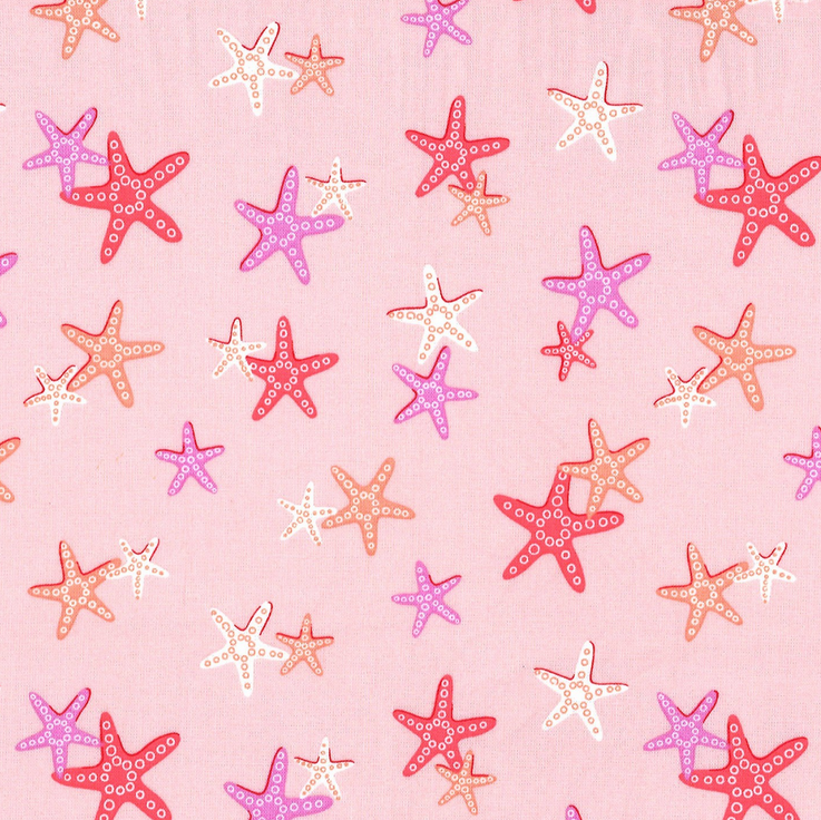 CX6620 SHEL D Sea Of Stars for Michael Miller Fabrics. 100% cotton 43 wide