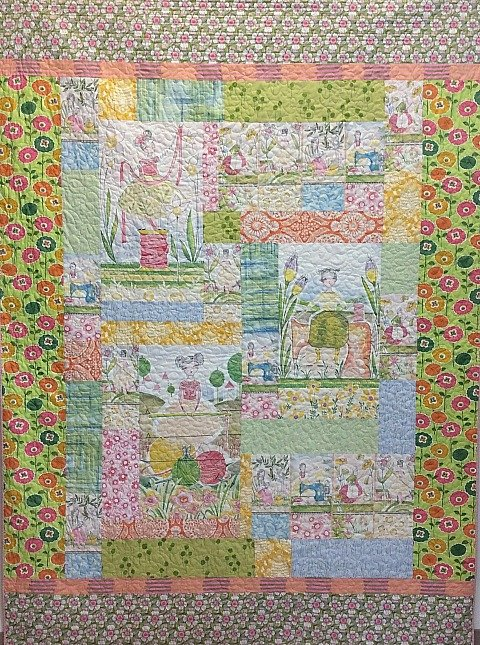 The Makers Quilt Kit
