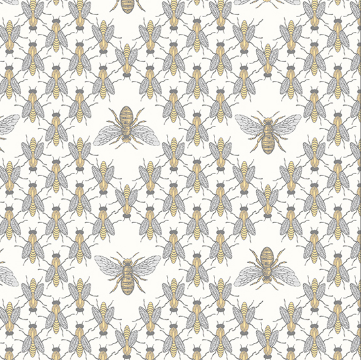 A 9263 Y Botanica 2020 by Andover for Andover Fabrics. 100% cotton 43 wide