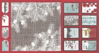 13090 12 Winter's Lane by Kate & Birdie Paper Co for Moda Fabric
