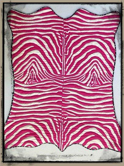 Zebra Hide Pattern