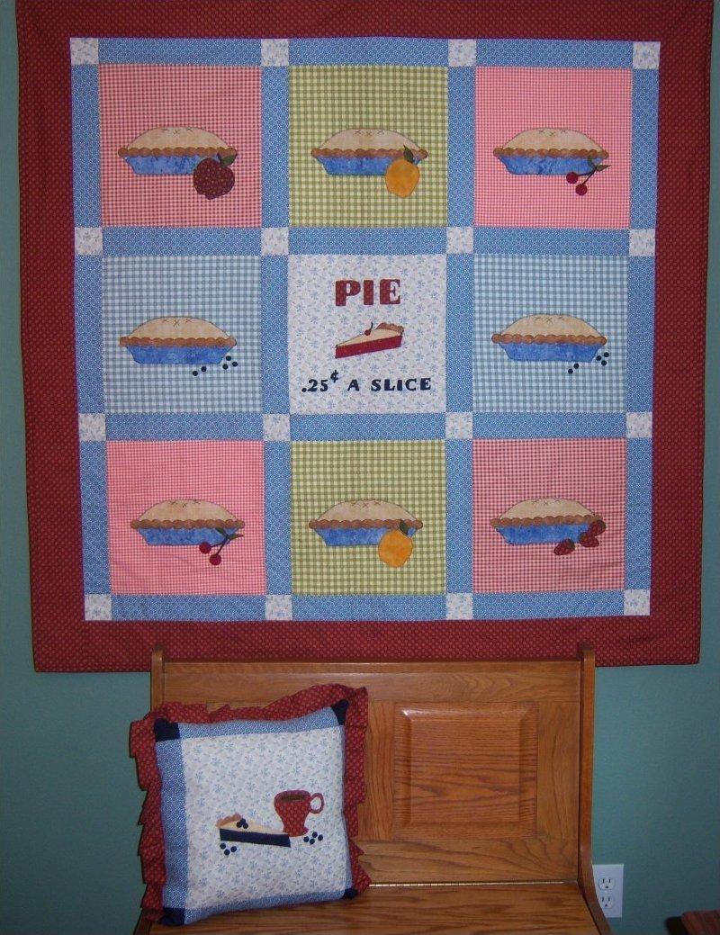 Homemade Pie Pattern