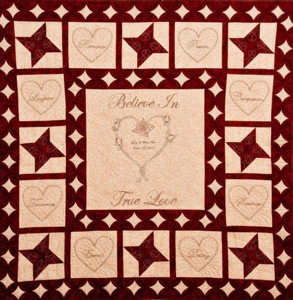 Believe In Me True Love Pattern