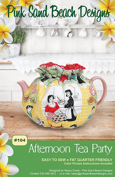 Afternoon Tea Party Pattern