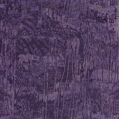 Animal Grass - Shades of Purple