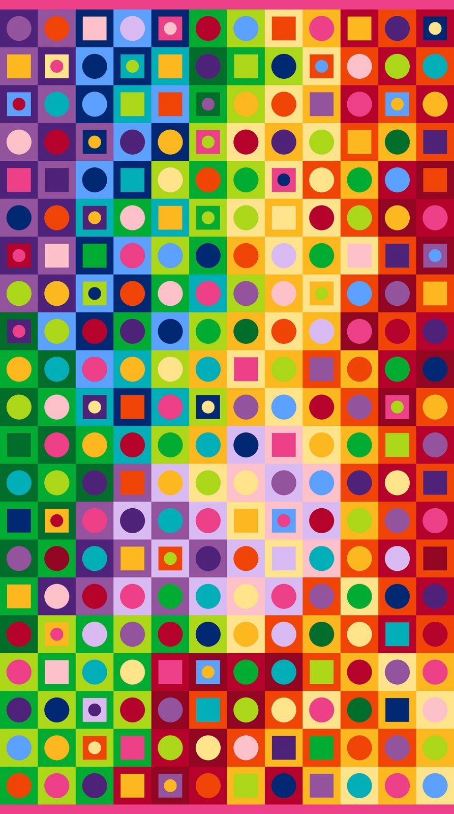 20794 Circle Square Panel