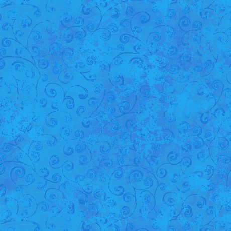 Quilting Temptations in Pacific Blue