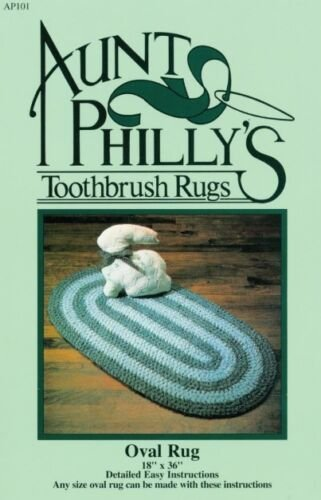 Rug - Toothbrush Fabric Kit Round/Oval/Rec