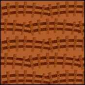 Barnyard Quilts Fence Orange