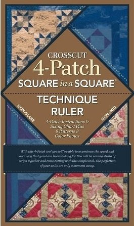 Crosscut 4-Patch