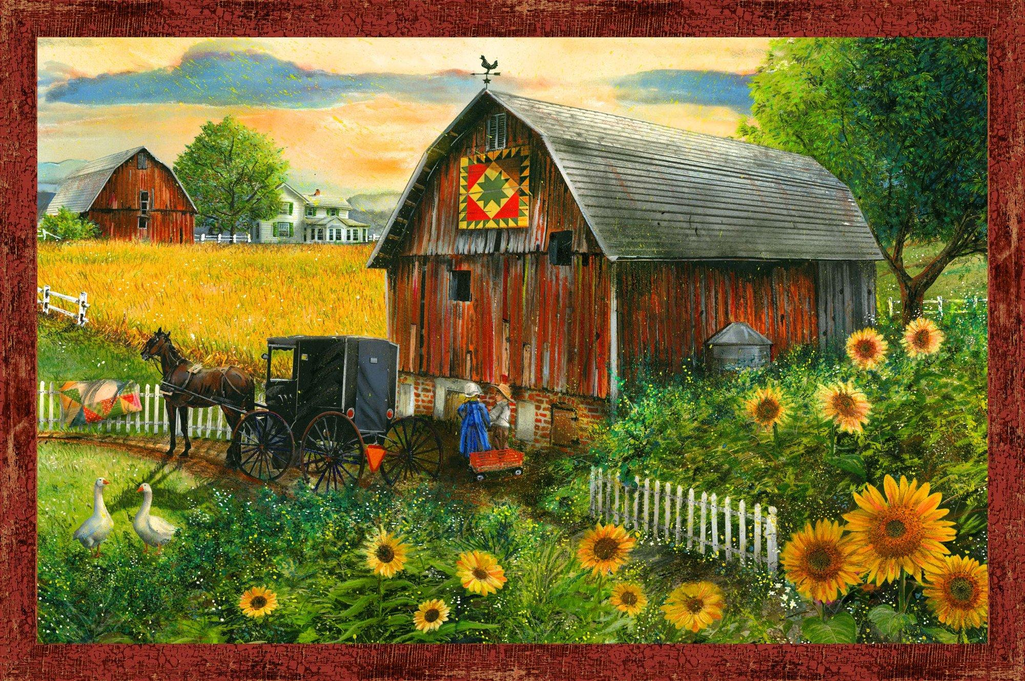 Heartland Home Panel