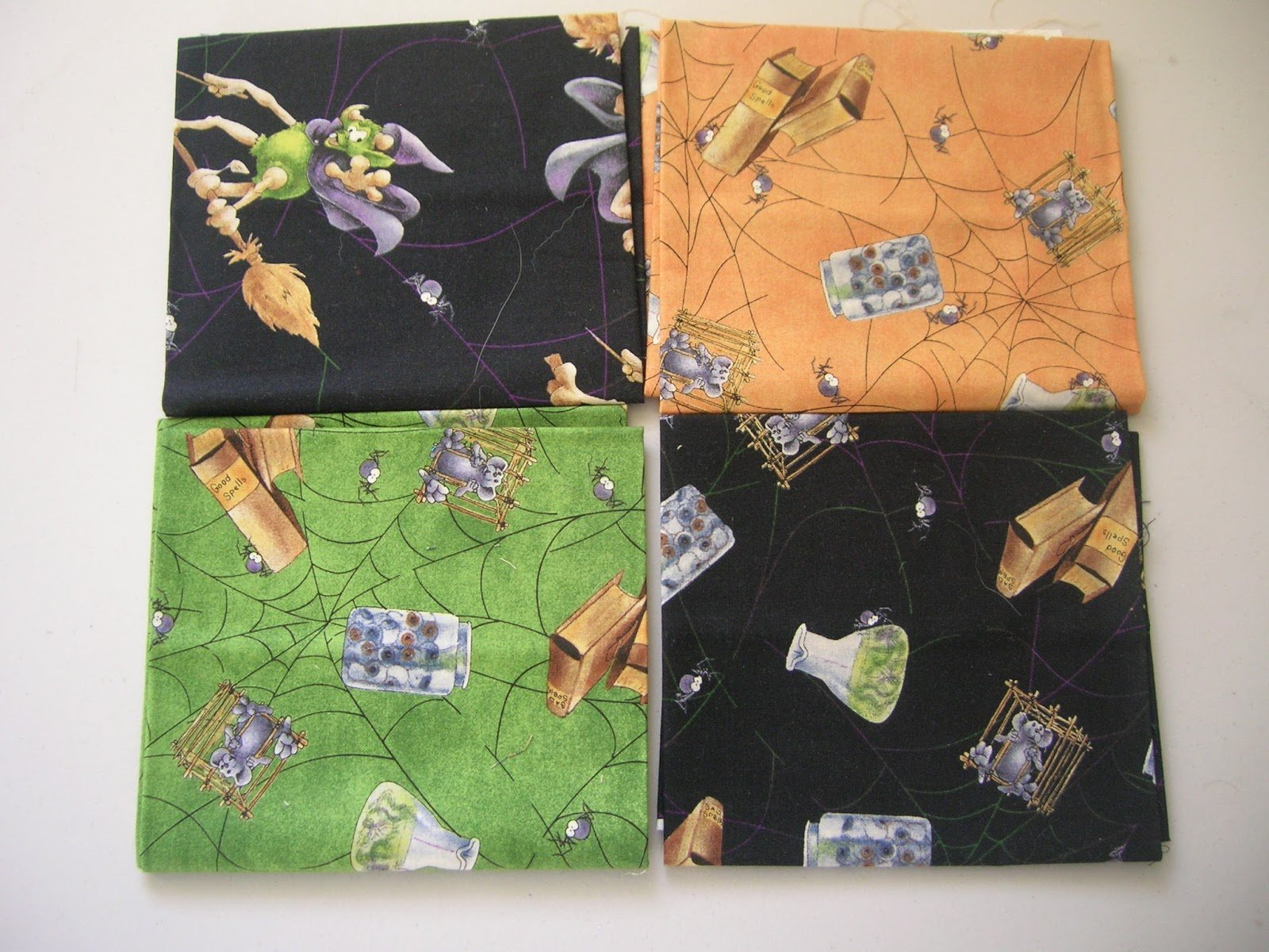 Spellbound Set of 13 Fat Quarters