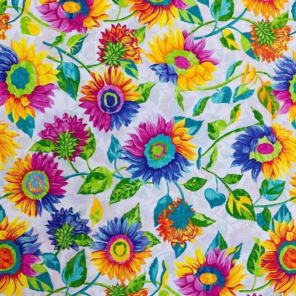 2020 Shop Hop Enchanted Garden -- Sunflower