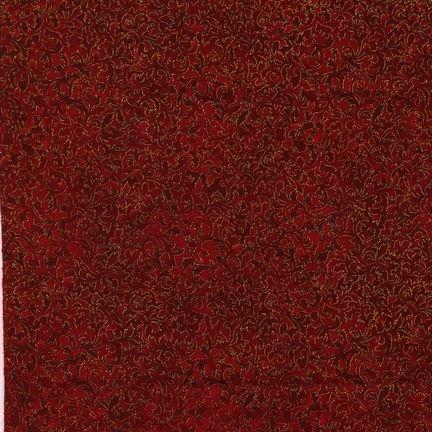 Fusions II Crimson Metallic