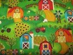 Barnyard Quilts Farm Scene