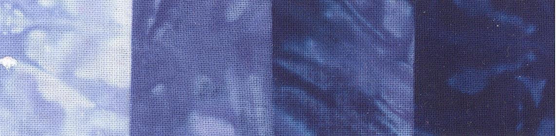4 Fat Quarter Roll - Blueberries