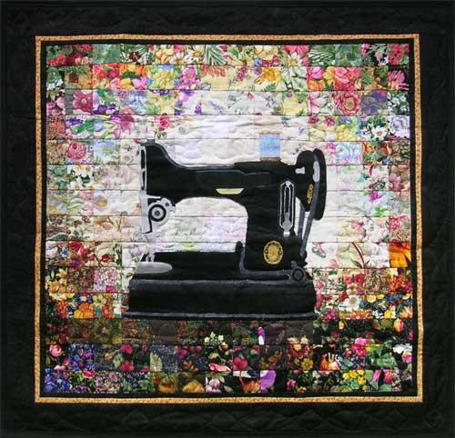 Grandma's Sewing Machine Kit