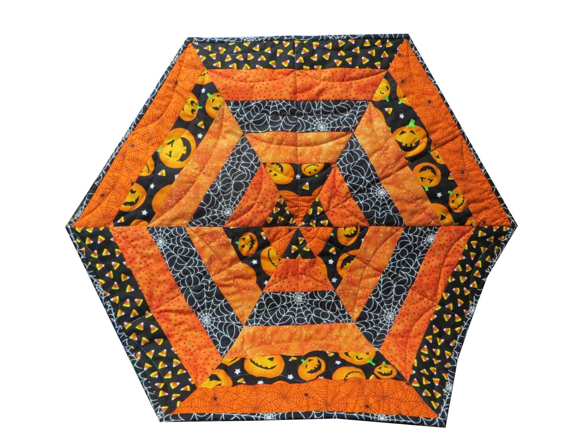 Halloween - Haxagon Table Topper