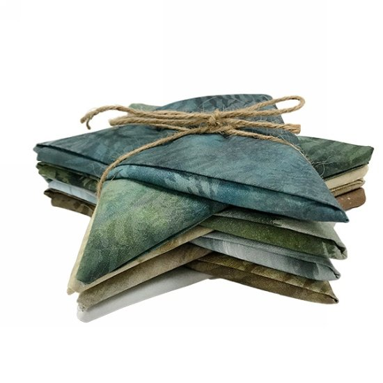 Painted Forest Fat Quarter Bundle - Natural