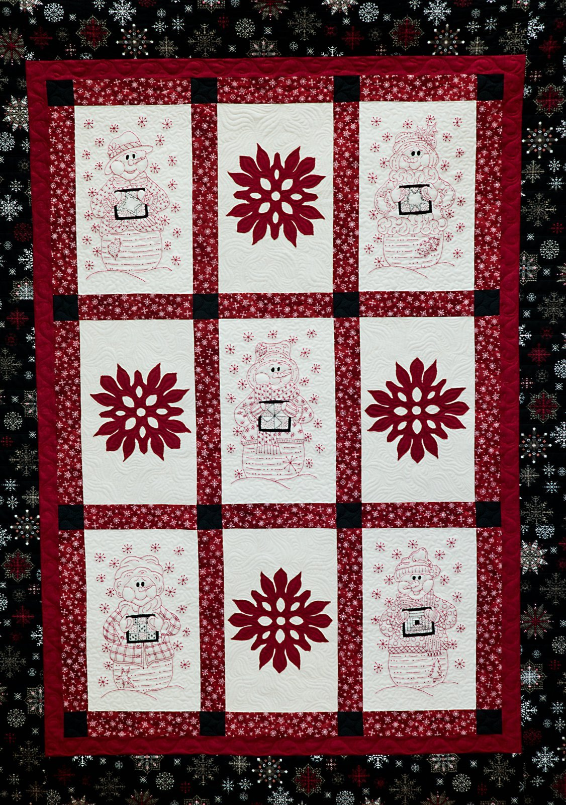 North Pole's Quilt Guild Pattern