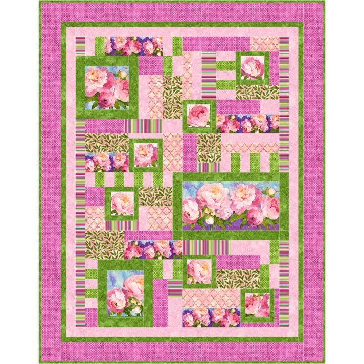 Peony Pictures Kit