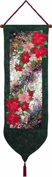 Poinsettia Banner