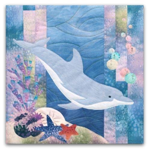 Sea Breeze Tweedle Dee Applique Pattern/Kit