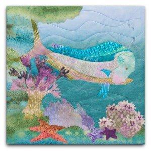 Sea Breeze Tweedle Dum Applique Pattern/Kit