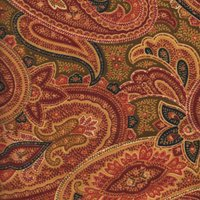 Flannel-Spice Mkt. Paisley