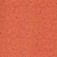 Flannel-Spice Mkt. Orange Vine
