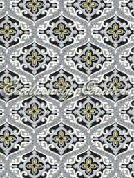Sundance Geometric Scrolls/Dots/Gray