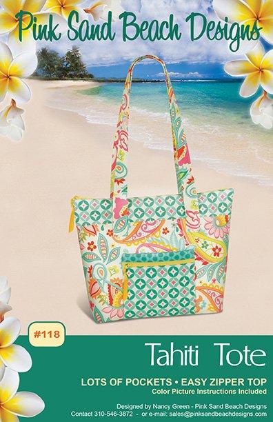 Tahiti Tote Kit