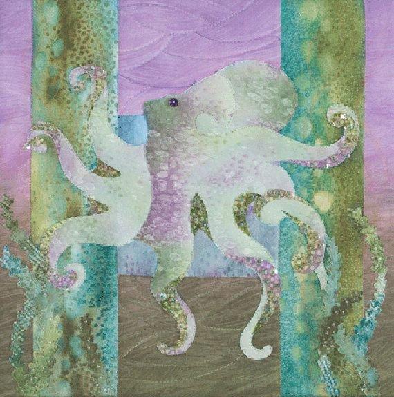 Sea Breeze Twinkletoes Applique Pattern/Kit