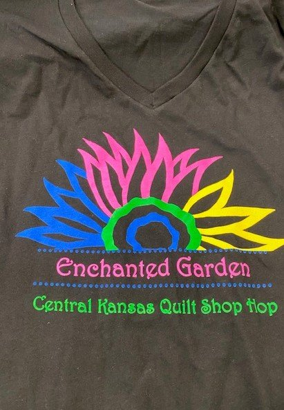 Shop Hop 2020-Enchanted Garden T Shirts
