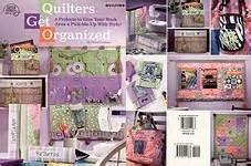 Quilters Get Organized by Pattie Donham