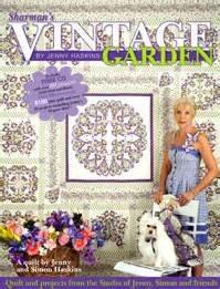 Sharman's Vintage Garden by Jenny Haskins