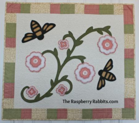 Bee Happy e-Pattern