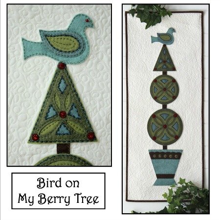 Bird on My Berry Tree Kit